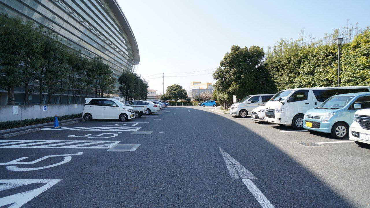 馬入 駐車場6