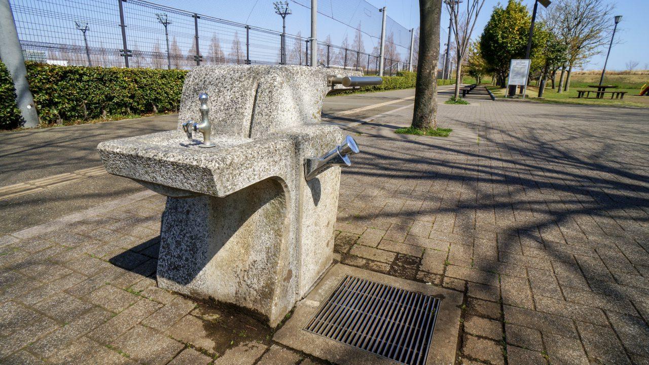 馬入 水飲み場1