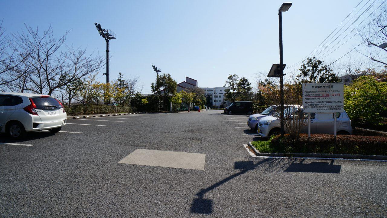 馬入 駐車場4