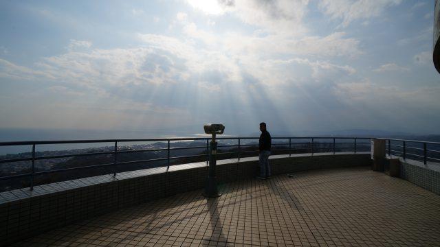 湘南平 望遠鏡1