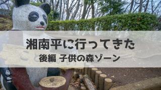 湘南平 子供の森 アイキャッチ