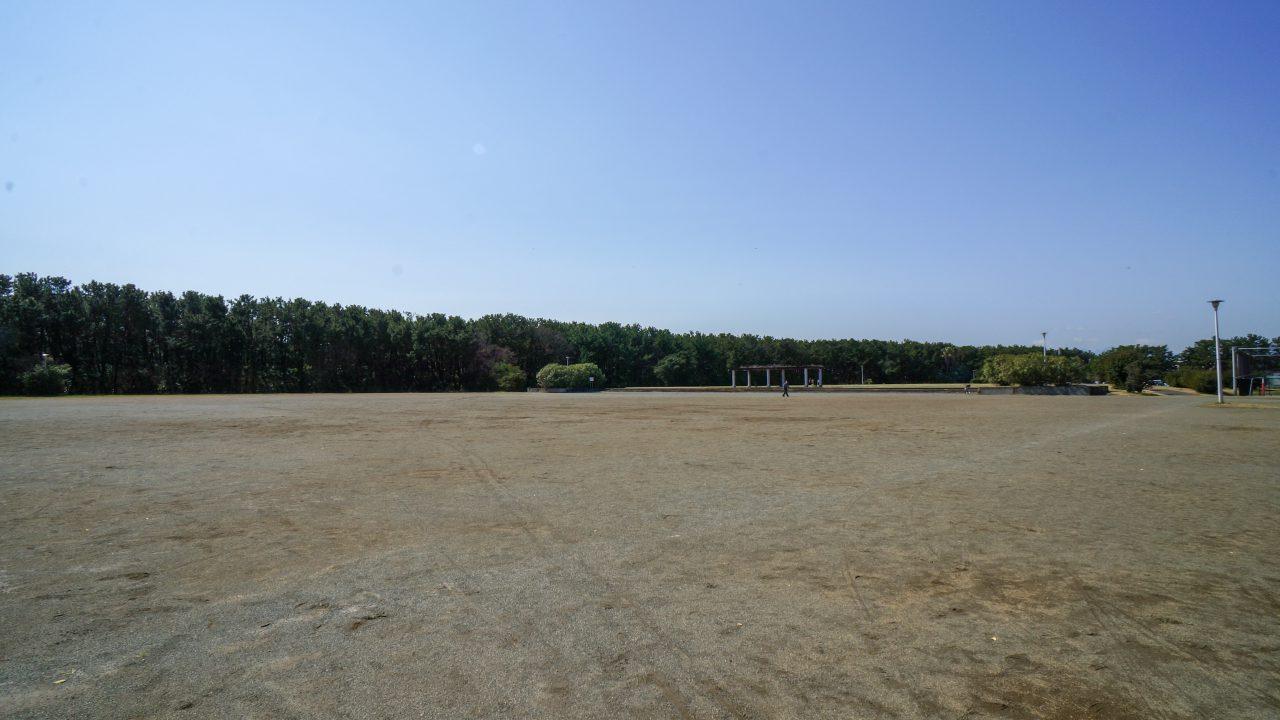 湘南海岸公園 広場2