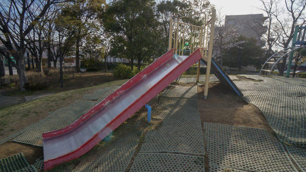 大塚山公園 滑り台