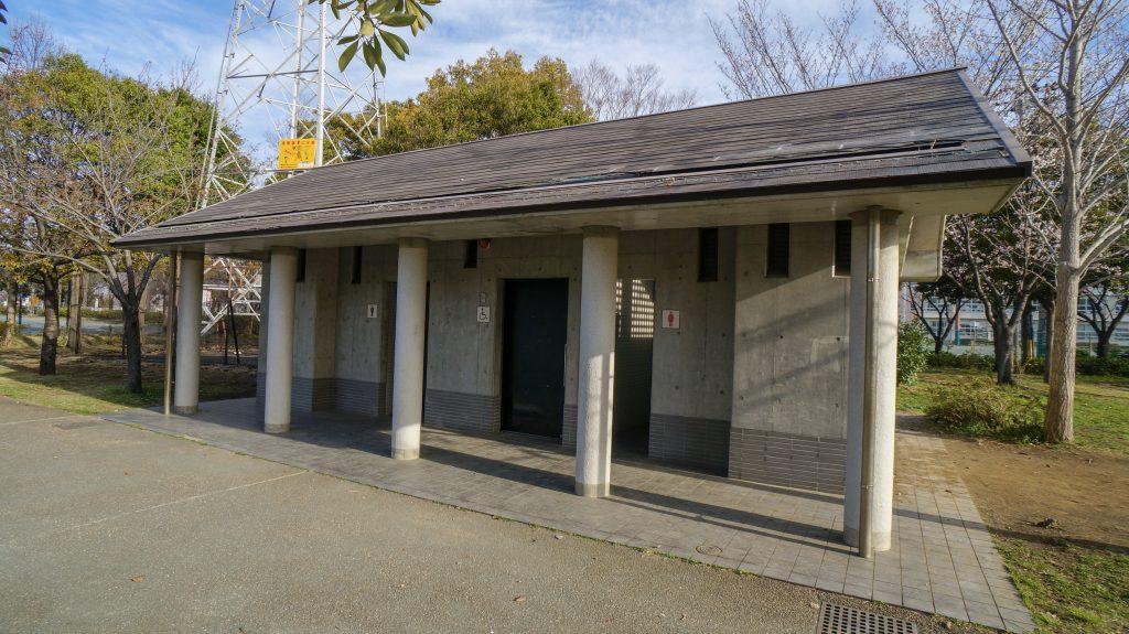 大塚山公園 トイレ