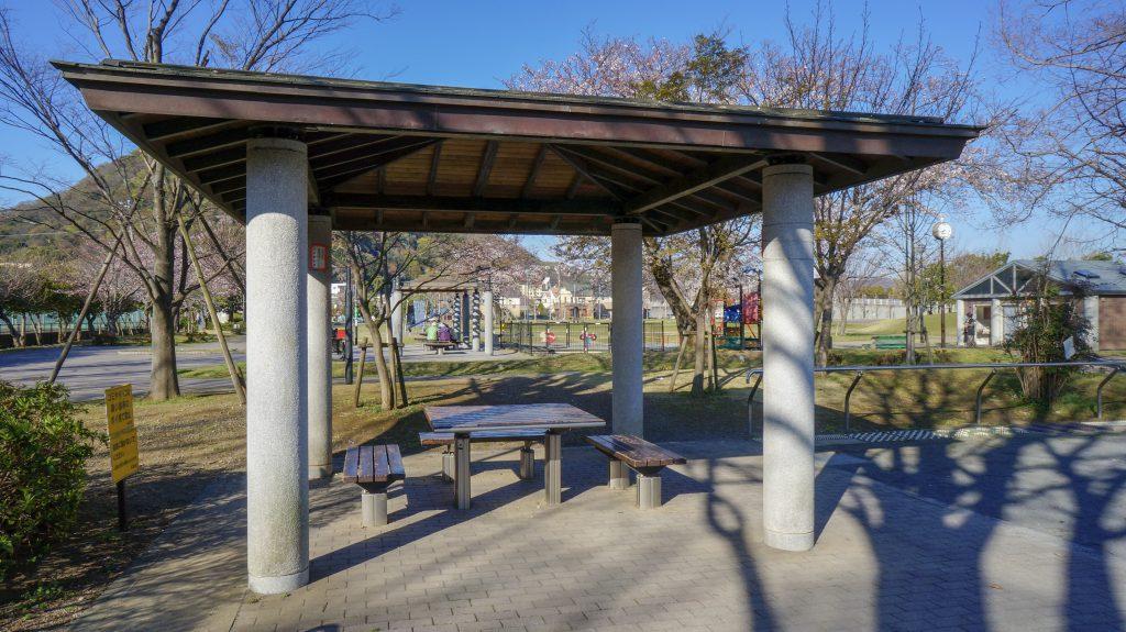 桜ヶ丘公園 休憩