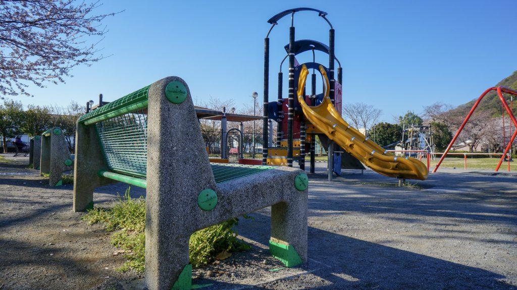 桜ヶ丘公園 アスレチック3