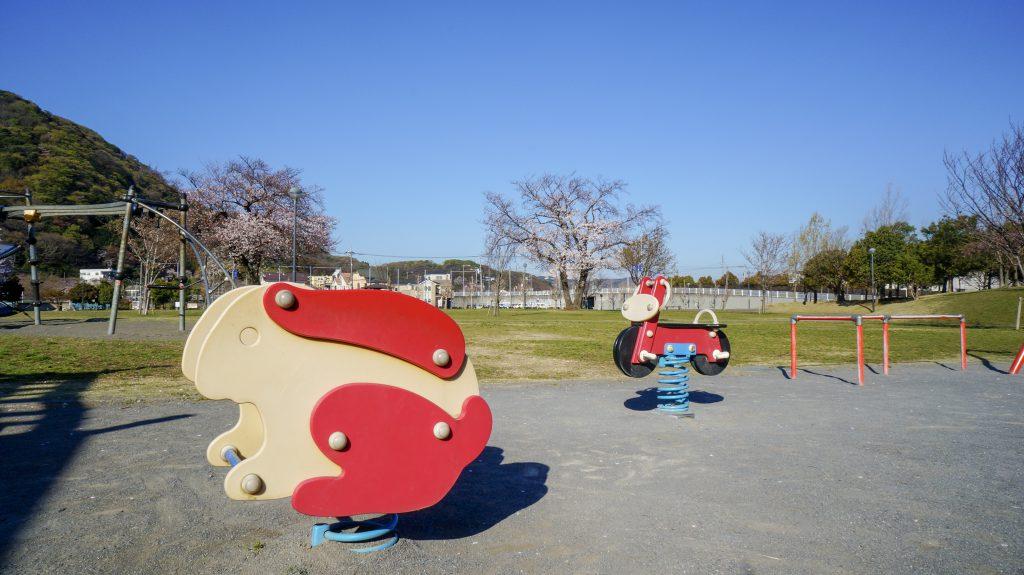 桜ヶ丘公園 どうぶつ