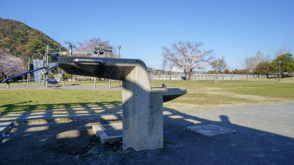 桜ヶ丘公園 水飲み場2