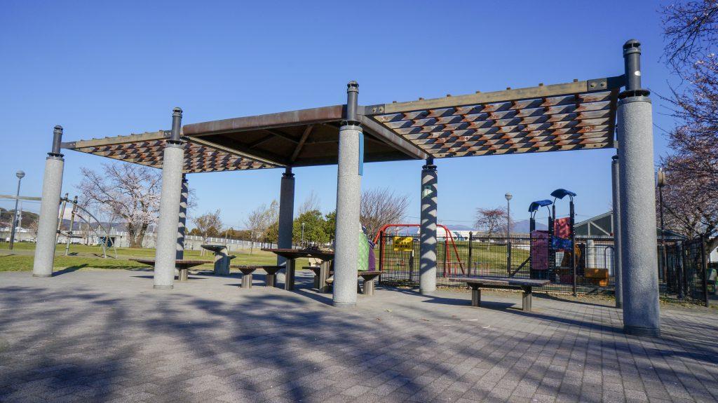 桜ヶ丘公園 休憩2