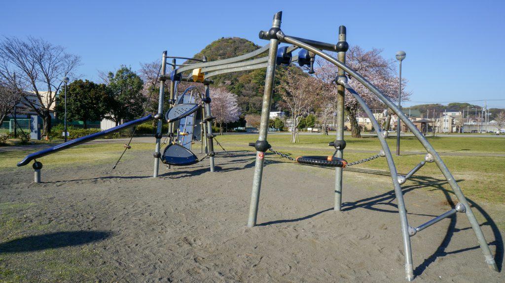 桜ヶ丘公園 アスレチック4