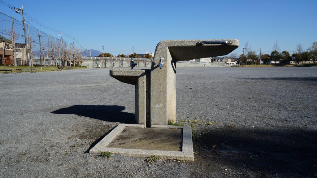 桜ヶ丘公園 水飲み場3