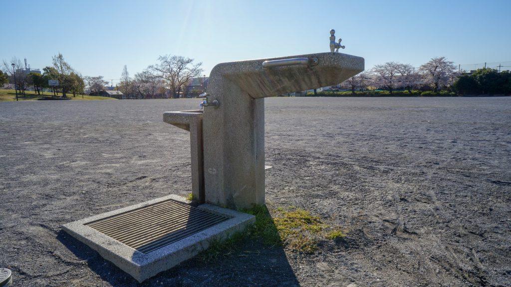 桜ヶ丘公園 水飲み場5