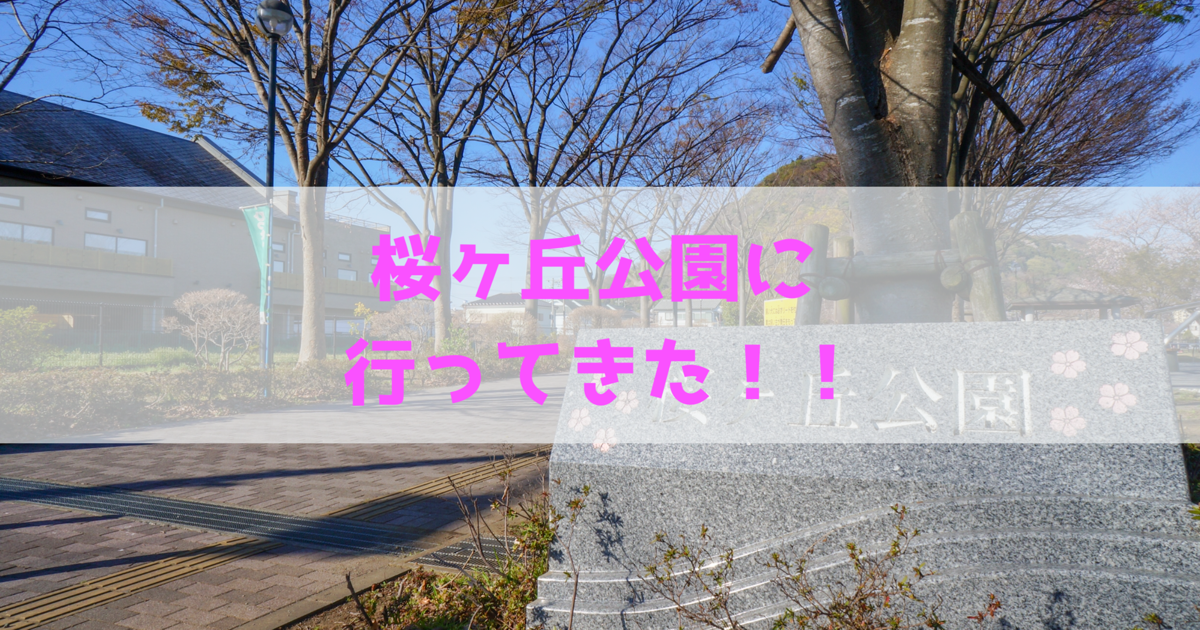 桜ヶ丘公園 アイキャッチ