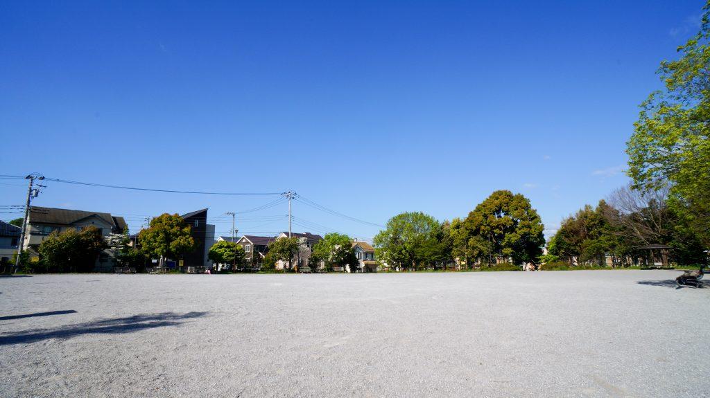 めぐみが丘 広場2