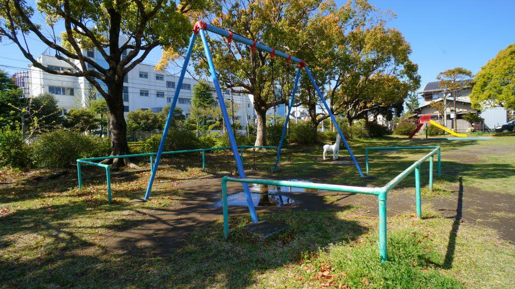 須賀公園 ブランコ