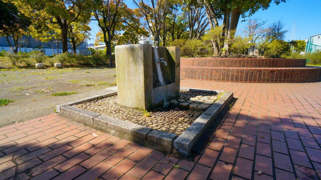 須賀公園 水飲み場