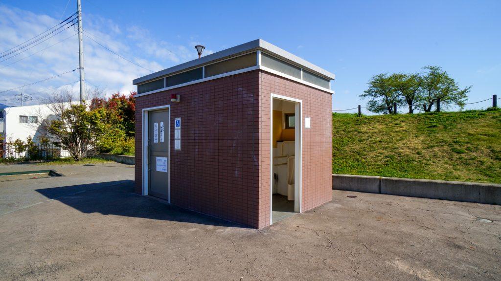 塚越 トイレ