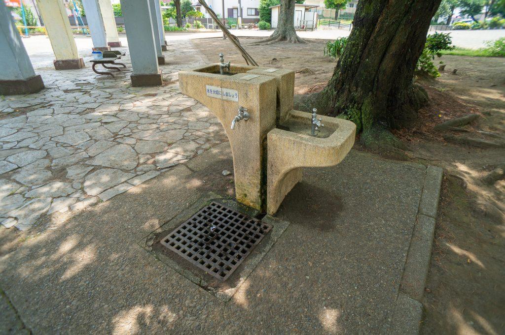 大久保 水飲み場2