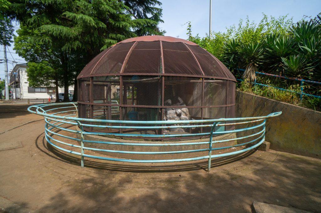 大久保公園 鳥小屋2