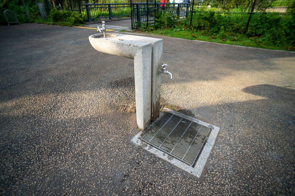 えのしろ 水飲み場